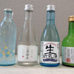 日本酒が苦手な奥さんと日本酒をのむのだ