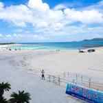 【ビーチパーティー】西原きらきらビーチで近所の人たちとBBQしてきた!