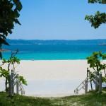 沖縄の休日は海へ。オキナワンブルーを楽しむ生活