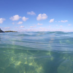 GoPro HERO3でシュノーケリング撮影@ムルク浜 [沖縄の海写真]