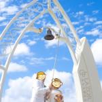 沖縄のリゾート結婚式に行ってきました!