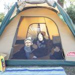 金武町「ネイチャーみらい館」で1泊2日のファミリーキャンプをしてきた!